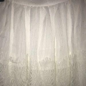 Anthropologie Skirts - ANTHROPOLOGIE Dartmoor Tiered Maxi Skirt Size XL